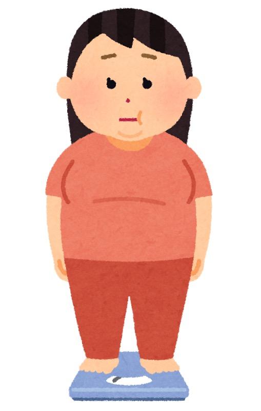 産んだのに減らない体重…寸胴体型の改善方法はコレ!!