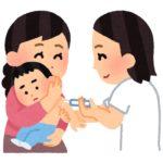 冬生まれは大変!初めての予防接種