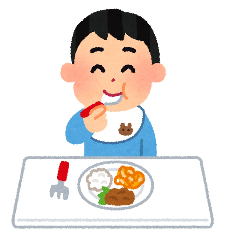 離乳食を食べない長女がおかわり!ふんわりお好み焼きレシピ!
